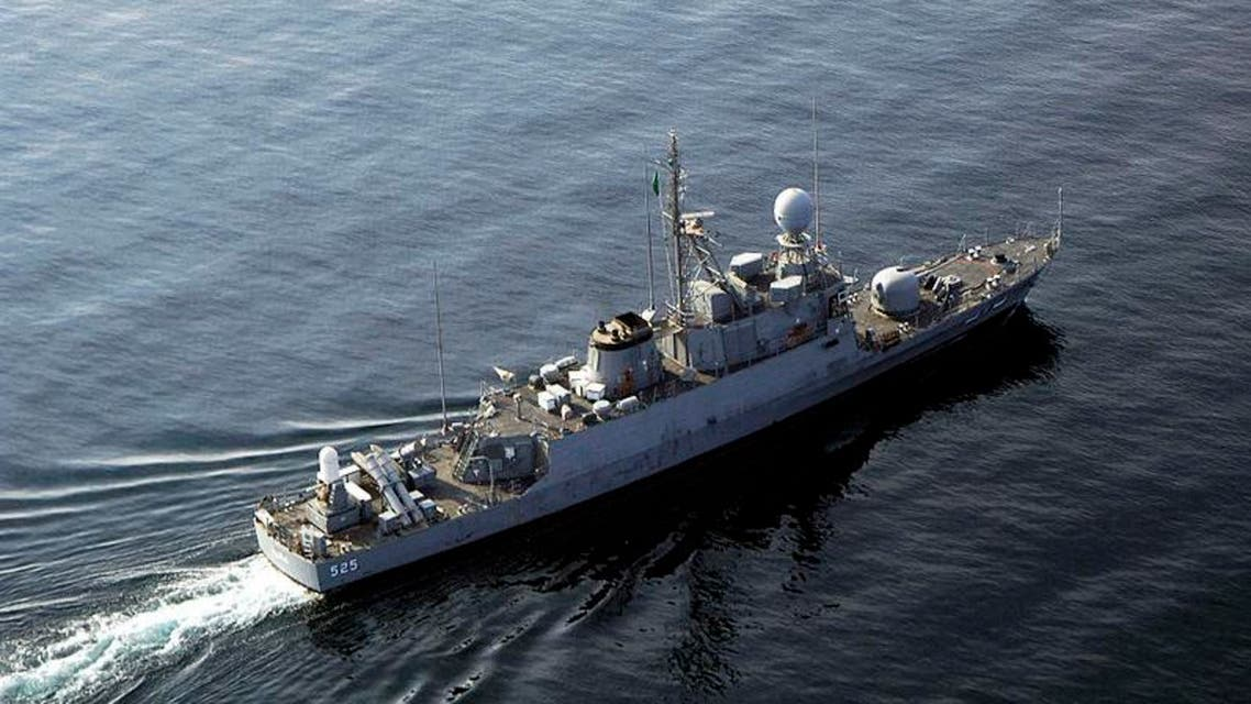 File photo of a Royal Saudi Navy class missile boat. (Courtesy: Navy.mil)