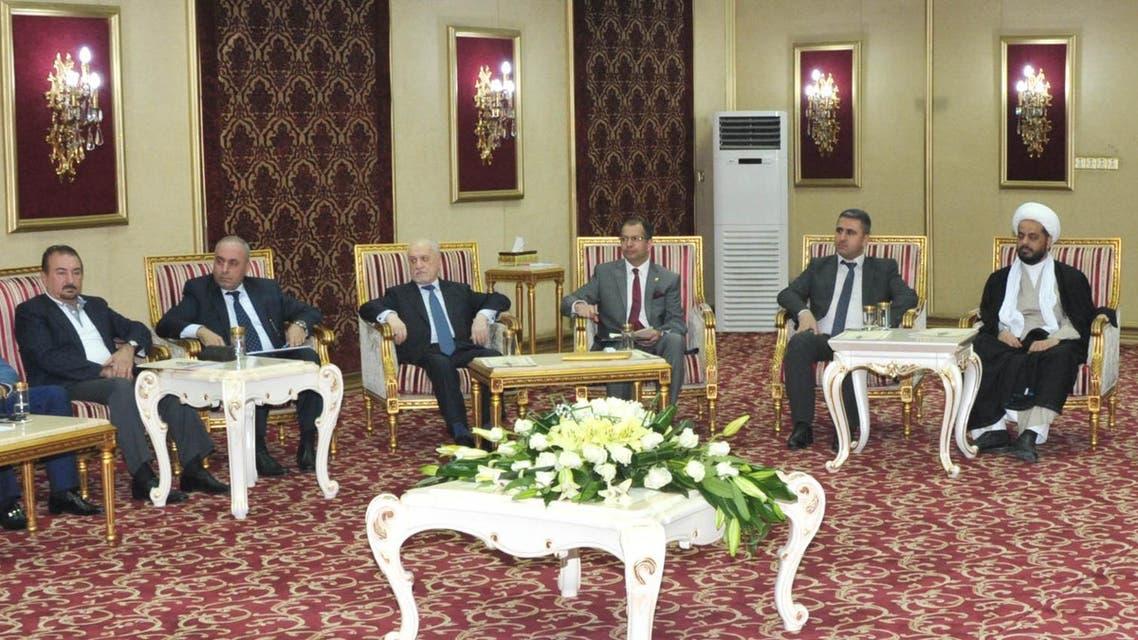 اجتماع قادة العراق
