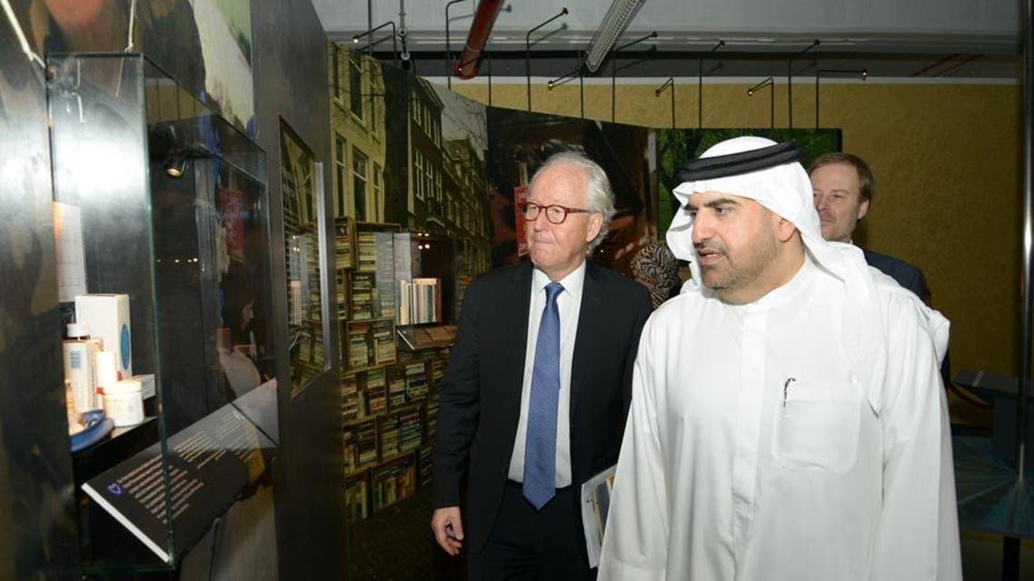 "دبي.. مؤسسة محمد بن راشد تفتتح ""متحف نوبل"" main"
