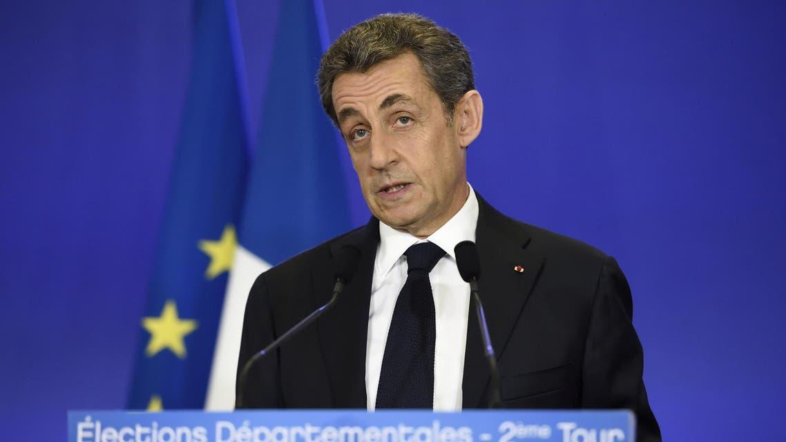 Sarkozy AFP