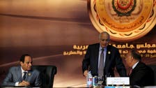 Arab League leaders agree joint military force