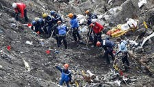 Alps crash captain shouted 'open the d**n door'