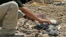 مصر.. إرهابي يترك أصابعه للشرطة أثناء زرعه قنبلة