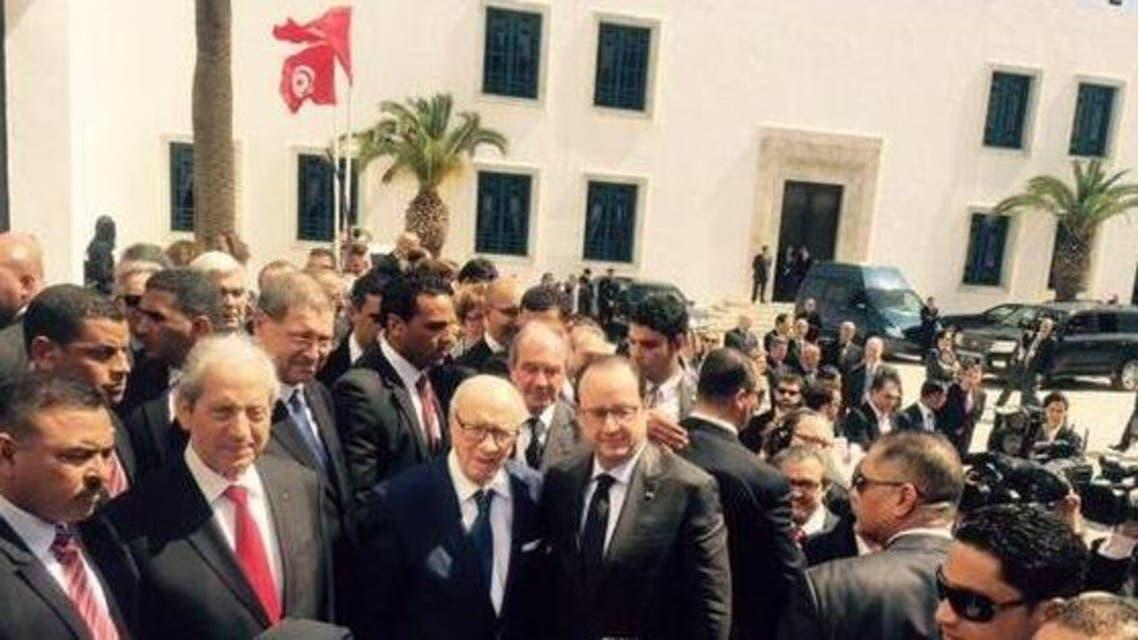 هولاند تونس