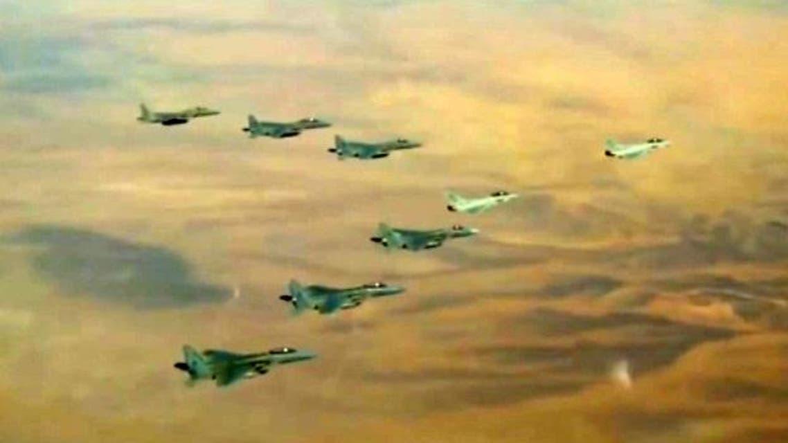طائرات التحالف - اليمن