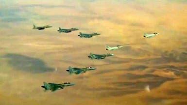 التحالف يقصف أهدافاً عسكرية للميليشيات بمحافظات يمنية