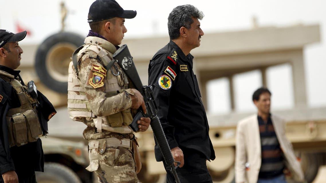 القوات العراقية في تكريت