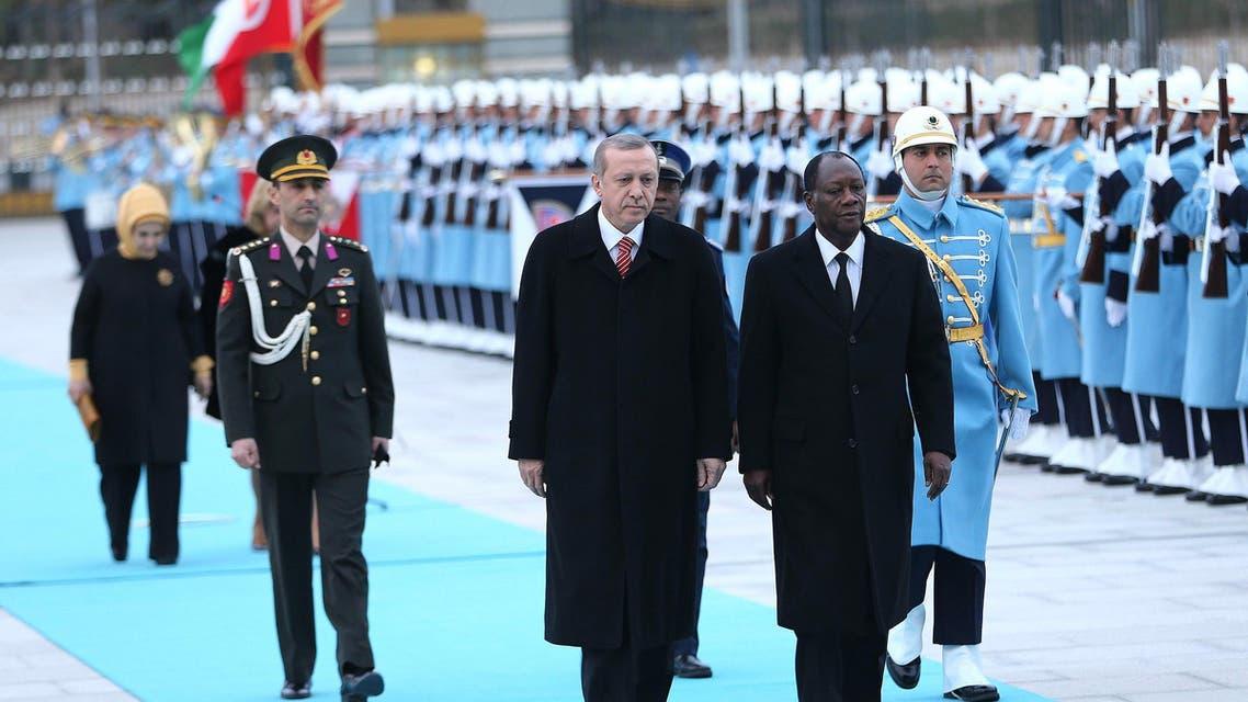 Erdogan AFP