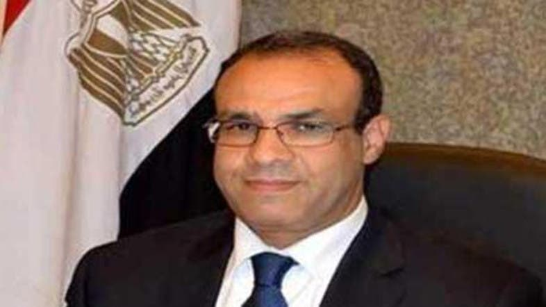 Egypt Has Applied To Join The Asian Infrastructure Investment Bank Foreign Ministry Spokesman Badr Abdel Atti Said Photo Courtesy Al Ahram
