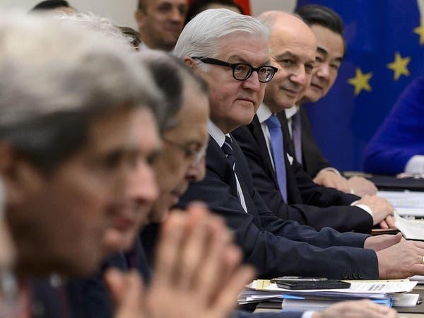 مفاوضات نووي #إيران: كيري في لوزان وفابيوس ينضم