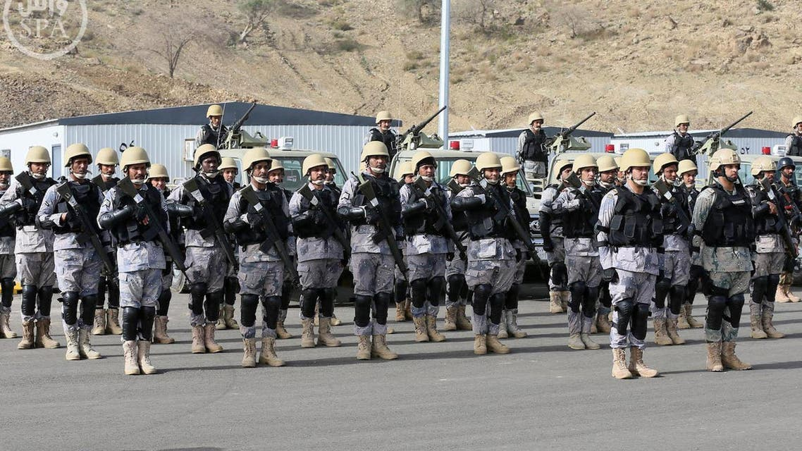 """Al-Samsam 5"" Saudi and Pakistani Special Forces AP"