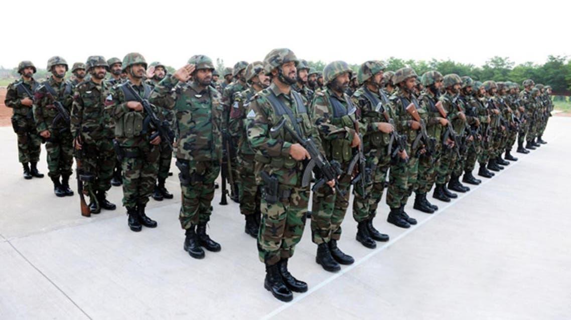 قوات باكستانية 3