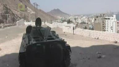 #ميليشيا_الحوثي تسيطر على السجن المركزي في #الضالع