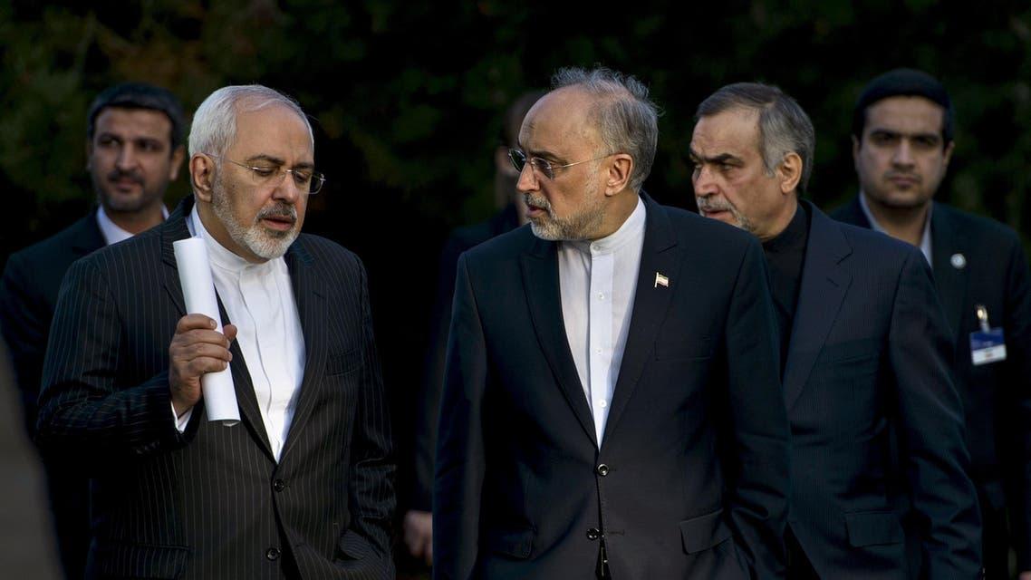 من مفاوضات إيران النووي في لوزان