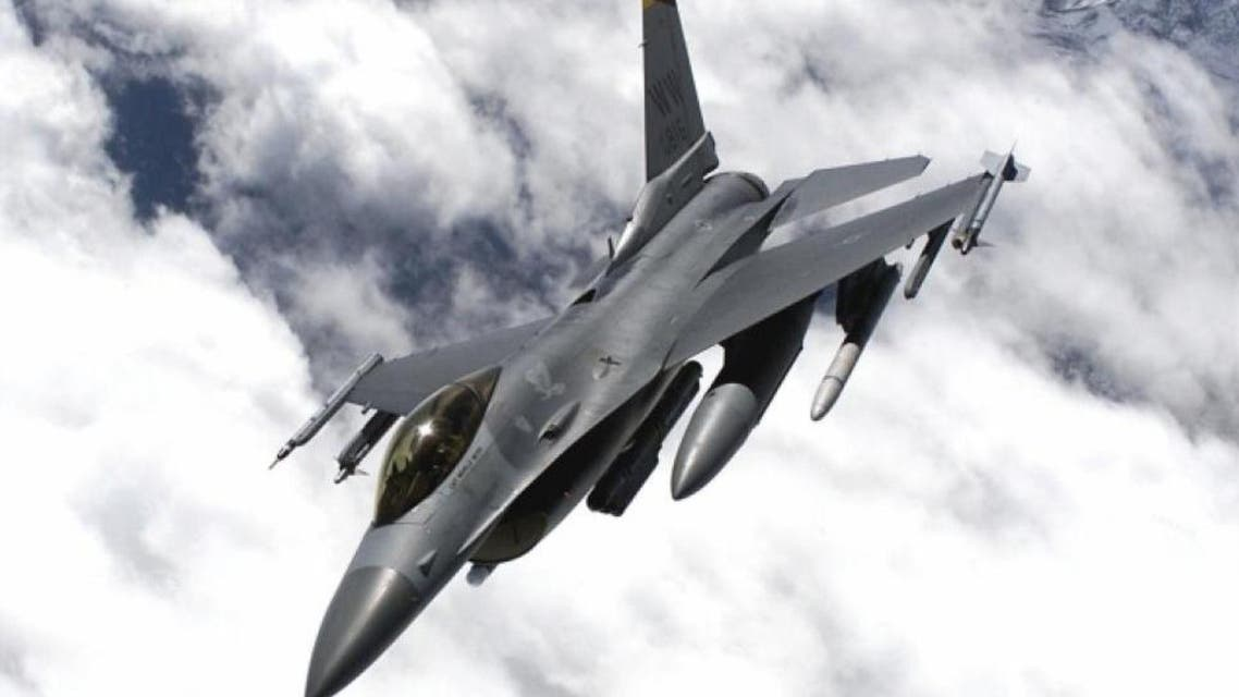 F -16 Reuters