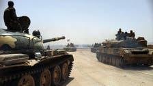 سوريا.. قوات النظام تقترب من حدود الأردن