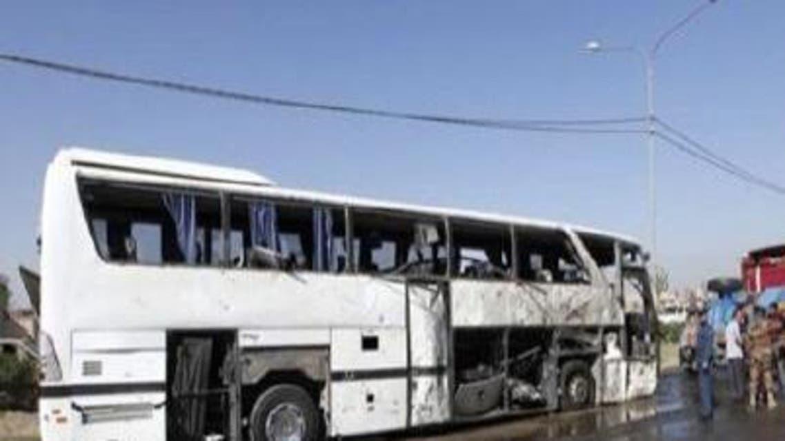 اتوبوس زوار ایرانی