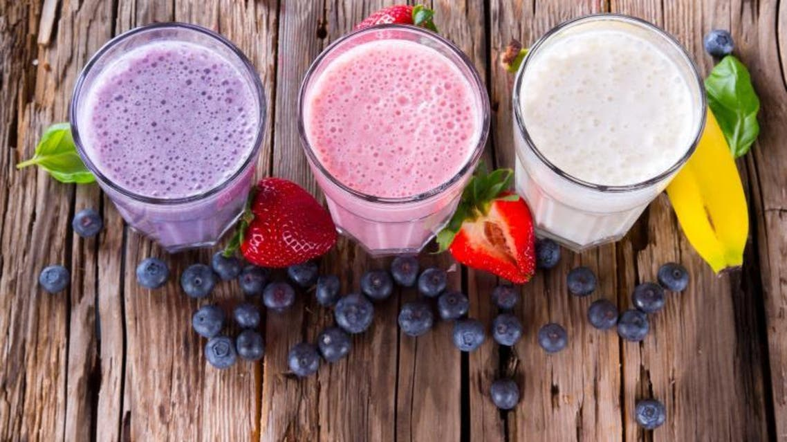 smoothies shutterstock