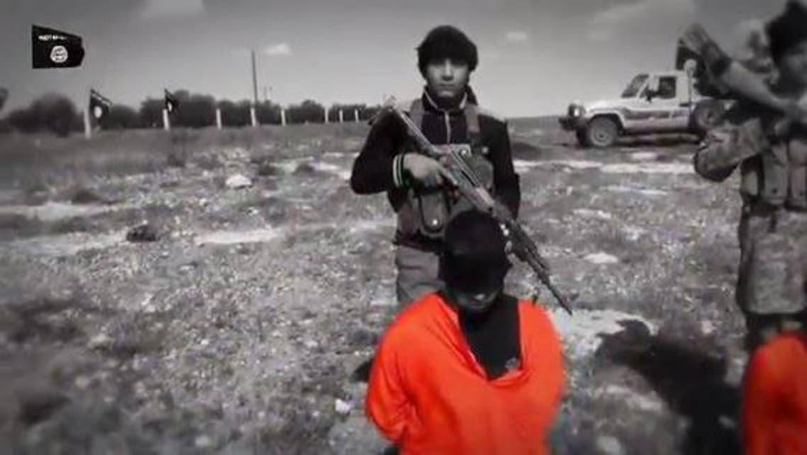 داعش اعدام حماة
