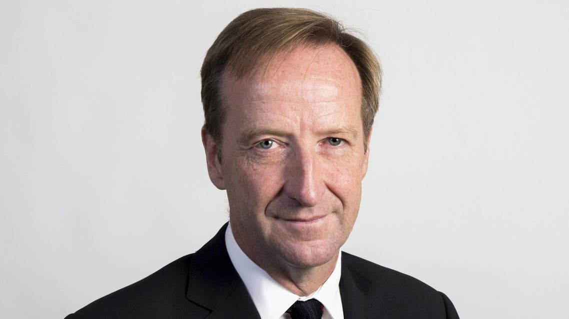The new head of Britain's Secret Intelligence Service, Alex Younger. (File Photo:AP)