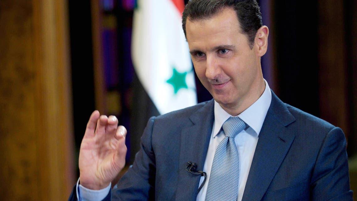 Russia, Iran, Syria share same vision: Assad (AP)