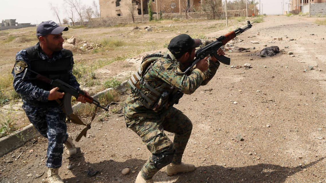 Iraq forces retake government HQ in Tikrit: Officials (AP)