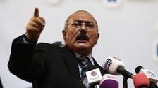 Former Yemeni President Saleh 'in hometown hideout'