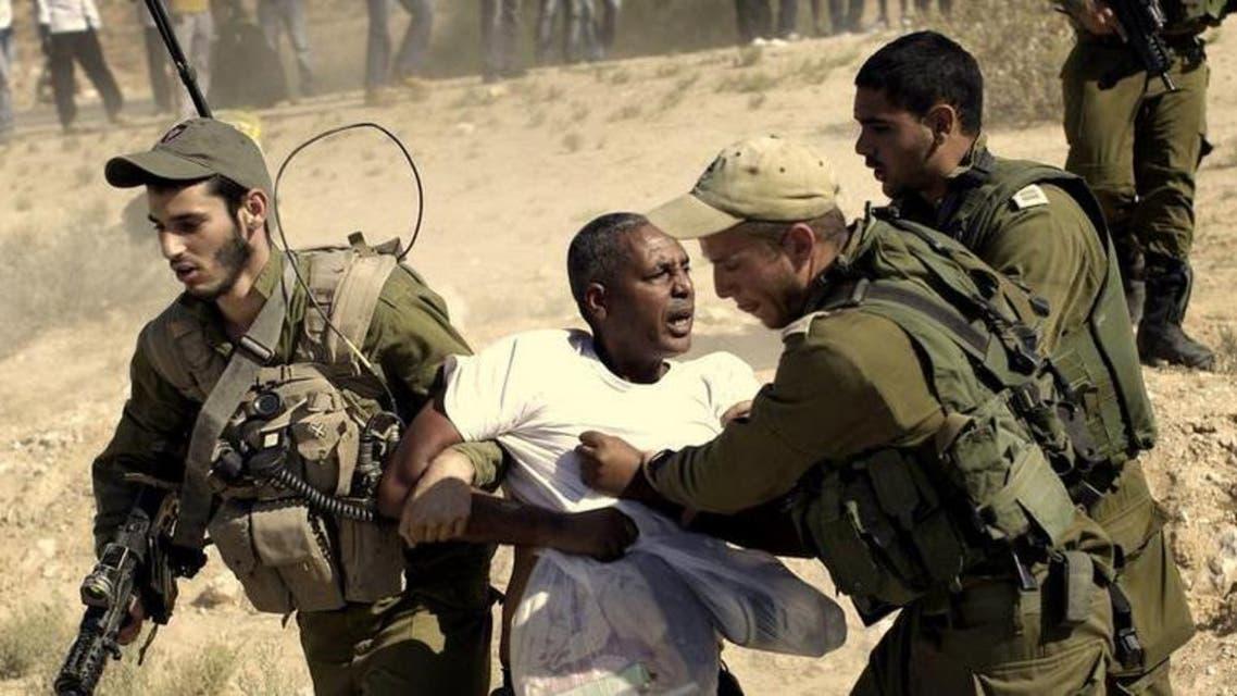 معاملة المهاجرين الافارقة في اسرائيل