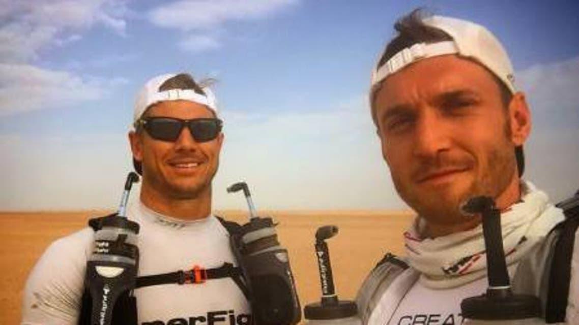 UK/ Dubai runners