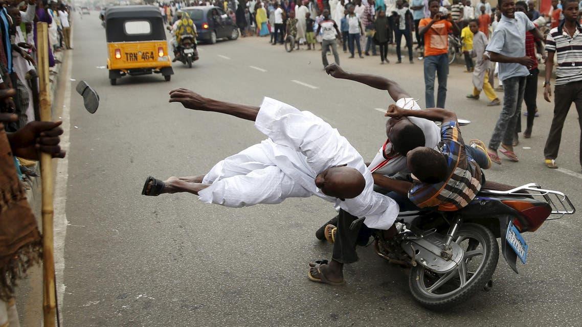 Nigeria Chooses Buhari