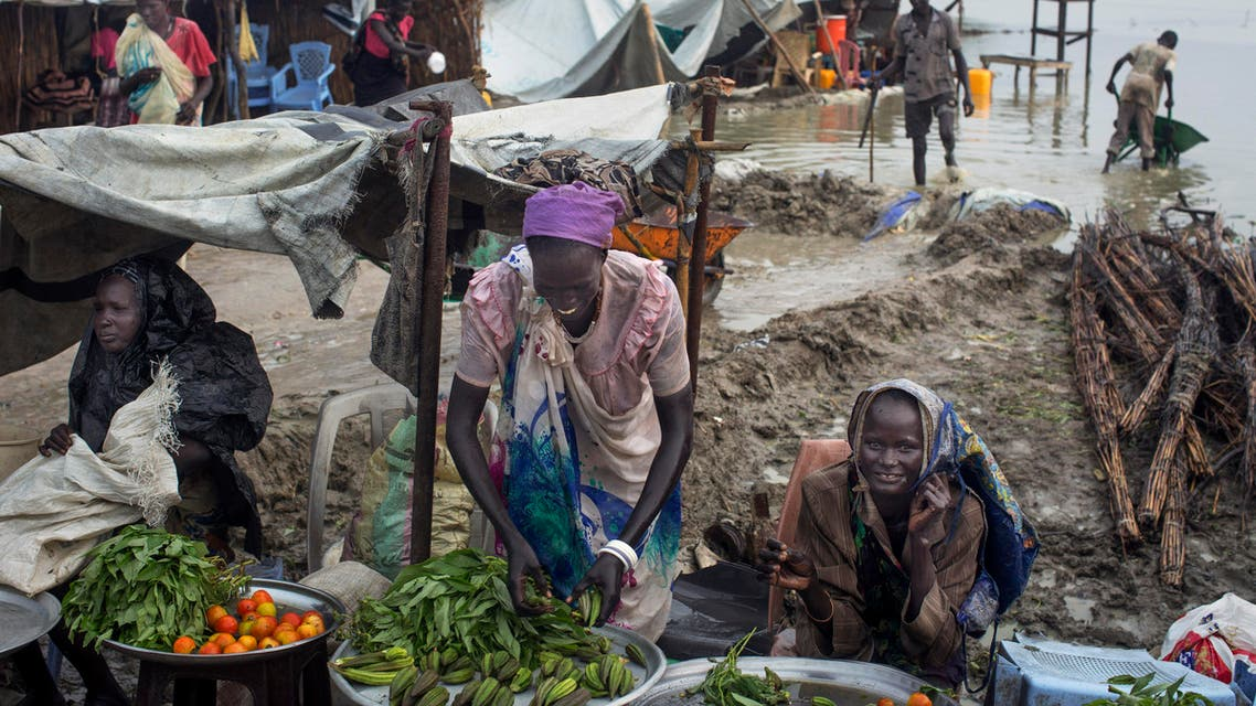 South Sudan plans to lay fiber-optic cables within two years (AP)