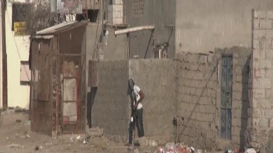 THUMBNAIL_ اشتباكات في شوارع صنعاء بين الحوثيين