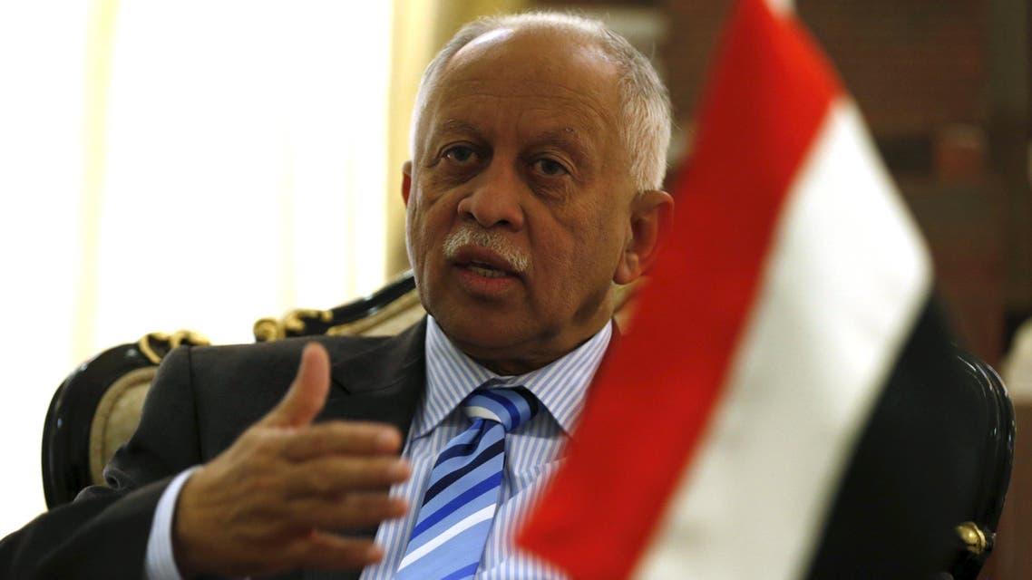 وزير الخارجية اليمني رياض ياسين 3