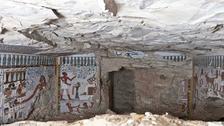 """اكتشاف مقبرة """"النبيل"""" من الأسرة الخامسة في مصر"""