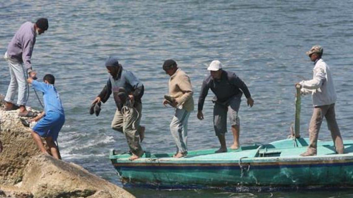 صيادون مصريون