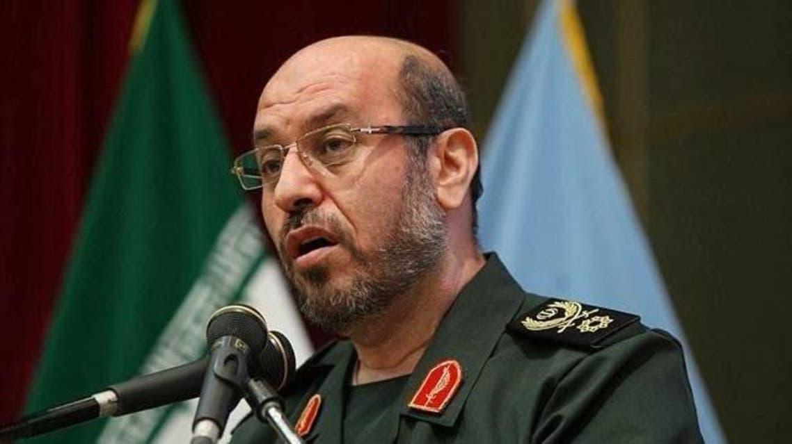 وزير الدفاع الإيراني الجنرال حسين دهقان 3