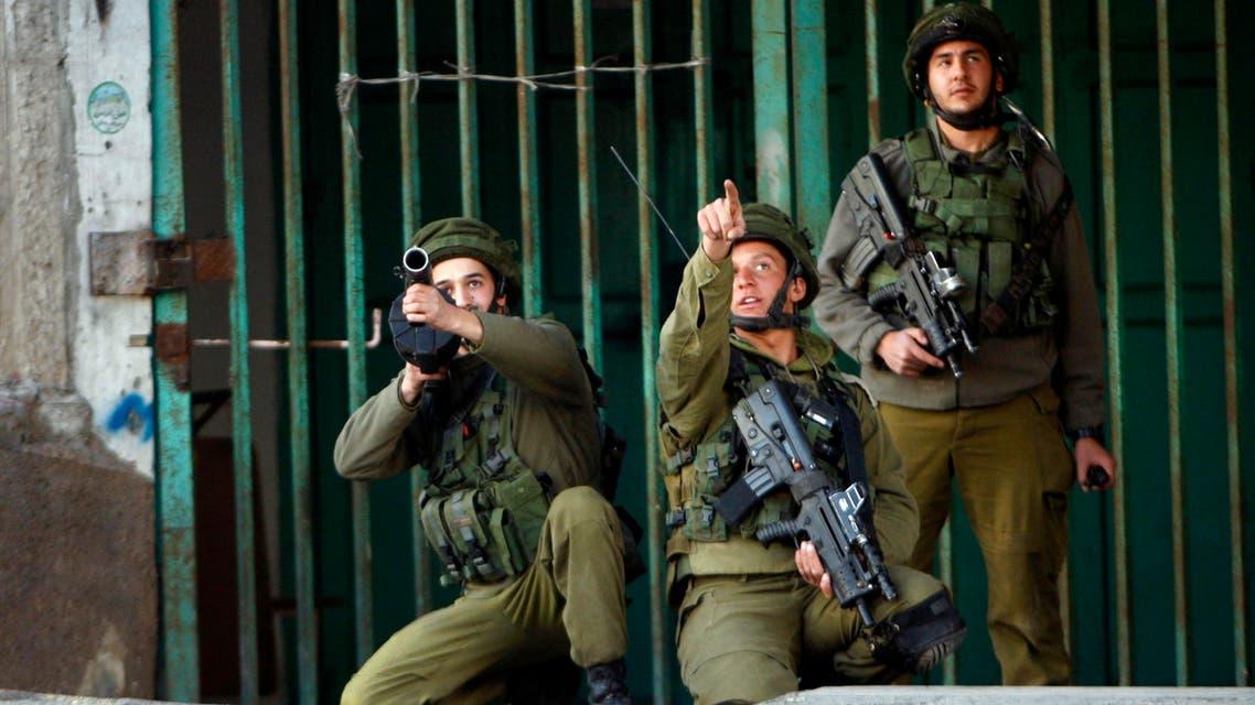 الجيش الإسرائيلي في الخليل