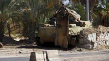 Sinai attacks kill 15 soldiers, 2 civilians