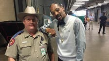 Texas trooper in hot water for Snoop Dogg photo