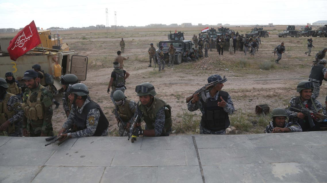 Amnesty probing reports of Iraqi forces' abuses in Tikrit (File photo: AP)