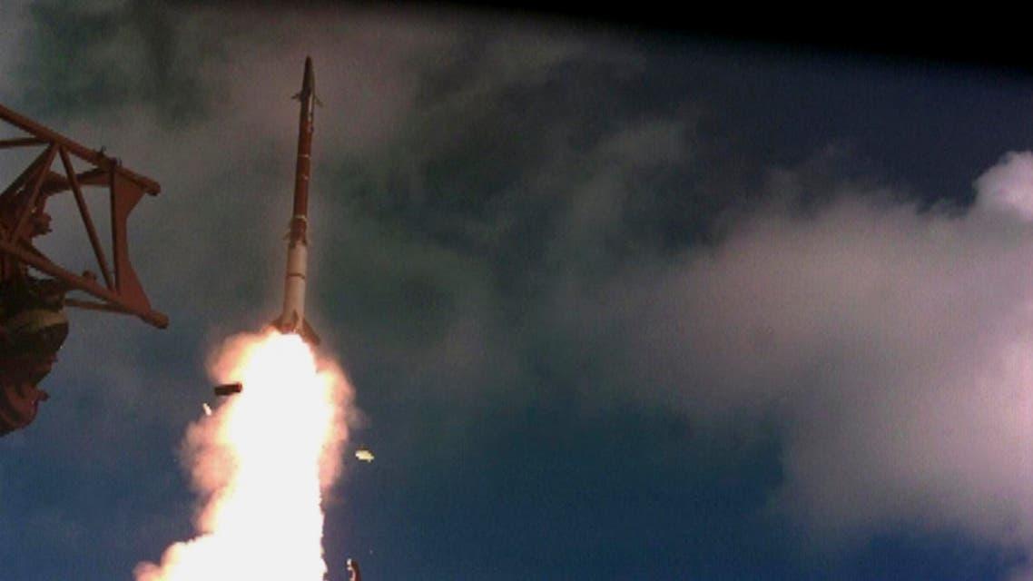 Israel tests U.S.-backed missile shield as Iran nuclear talks churn (AP)