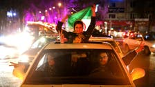 Iranians celebrate framework agreement