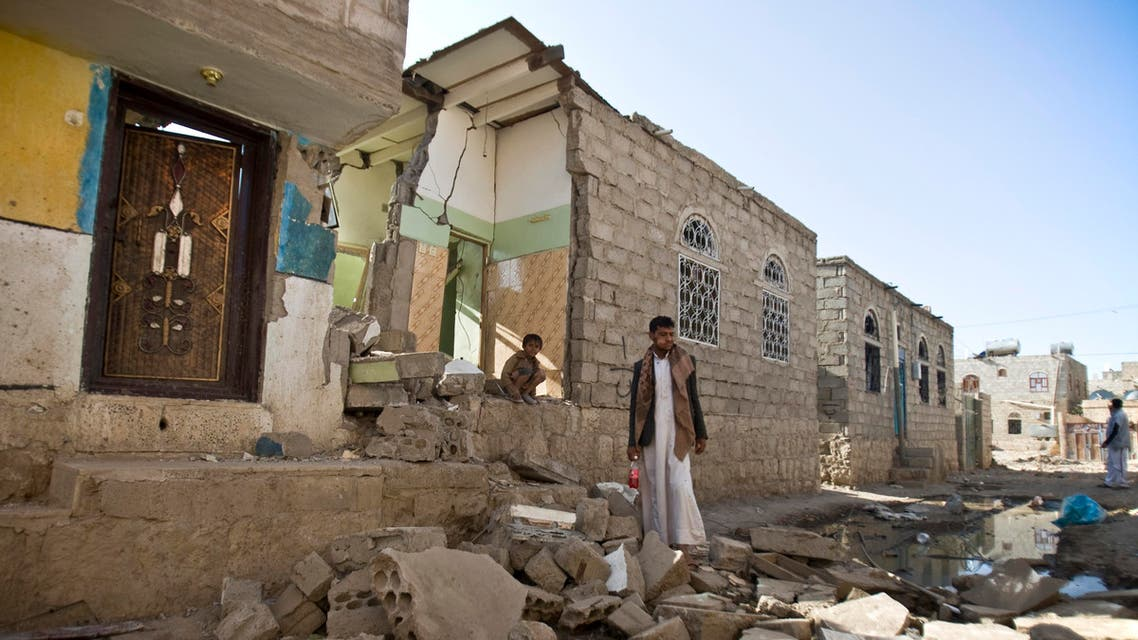 Yemen has sunk further into chaos since a Saudi-led coalition launched air strikes on March 26 against Shiite rebels and their allies who have seized large parts of the country including the capital Sanaa (File Photo: AP)