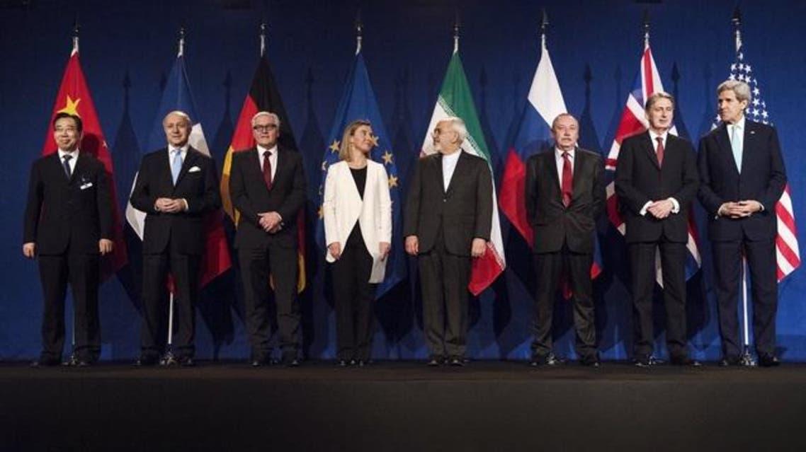 المفاوضات النووية في لوزان
