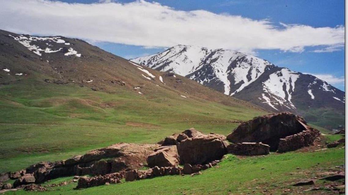 جبال الأطلس المغربي