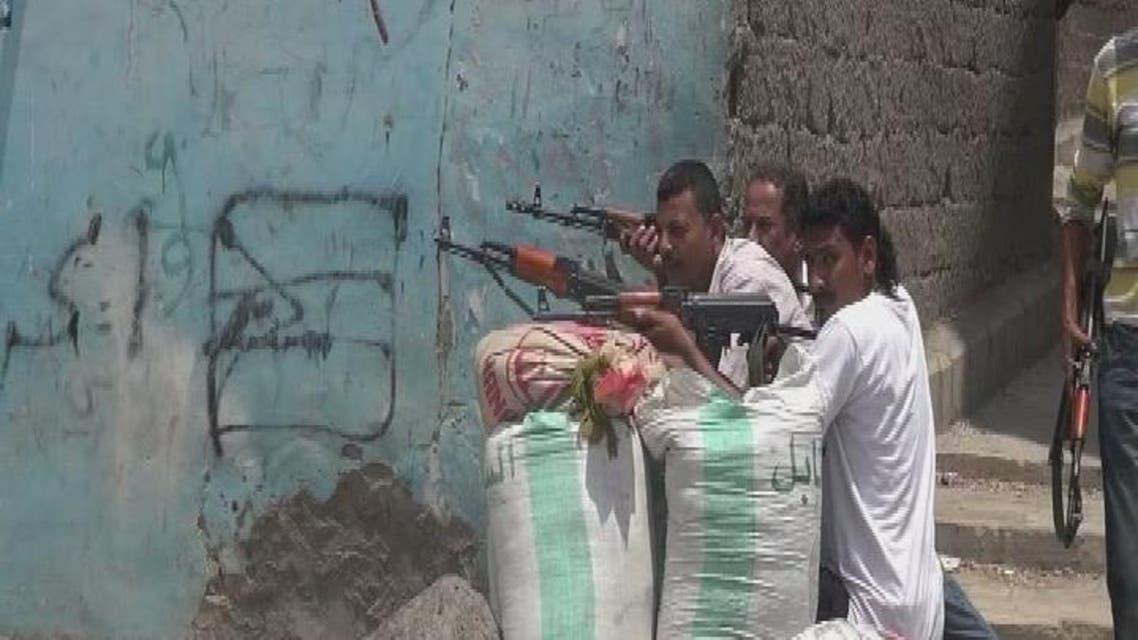 THUMBNAIL_ قصف عشوائي من قبل ميليشيات الحوثي وصالح للمنازل في الضالع