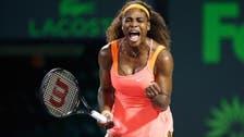 Serena Williams wins eighth Miami title