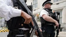 UK police say arrest six at port on Syria-related offences
