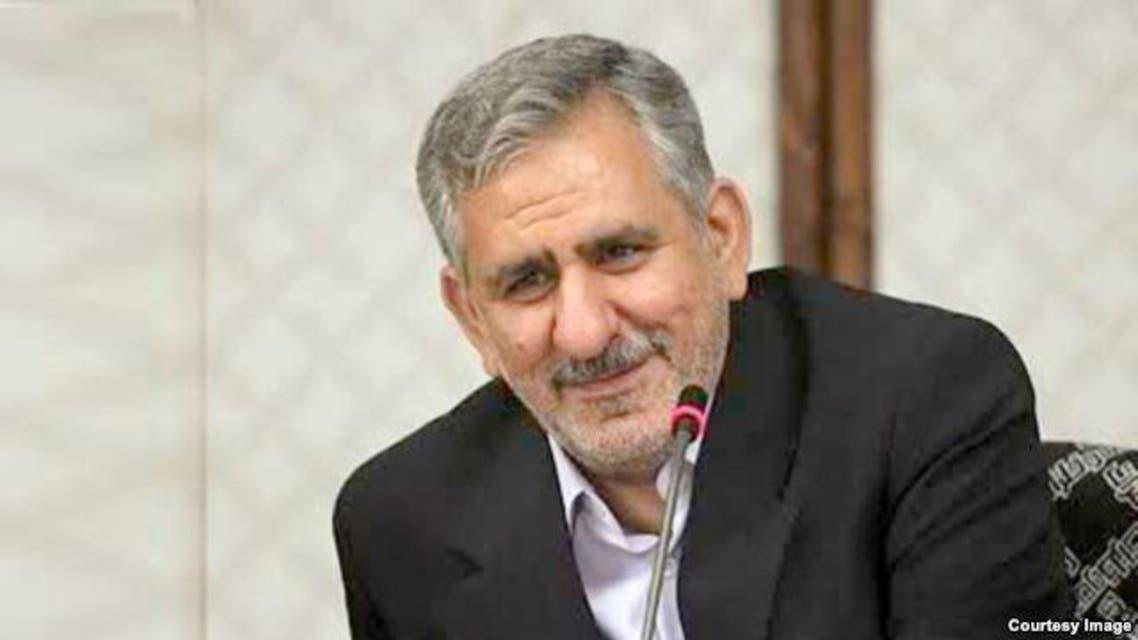 اسحاق جهانغيري المساعد الأول للرئيس الايراني حسن #روحاني