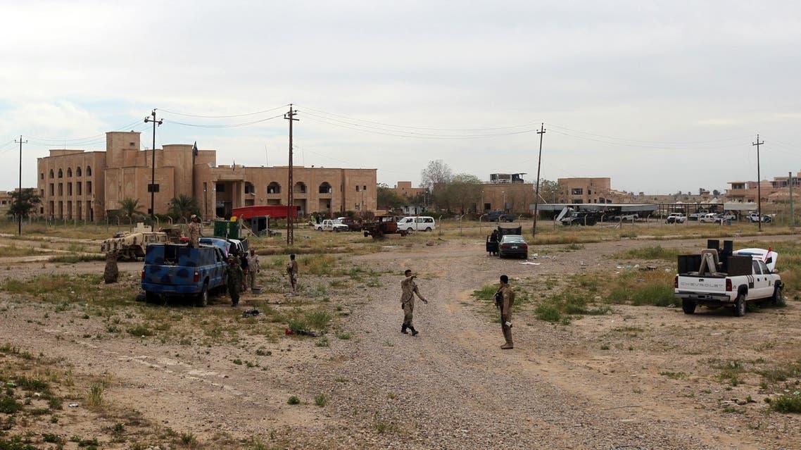 Tikrit - AFP